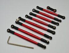Traxxas 1/16 Mini E-Revo, Mini Summit Upgrade Parts Alu Completed Tie Rod - Red