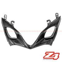2007 2008 Suzuki GSX-R 1000 Lower Nose Air Intake Ram Fairing Cowl Carbon Fiber
