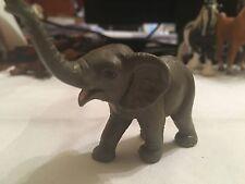 Elefanten Wildtier-Spielfiguren ohne Verpackung ab 3-4 Jahren