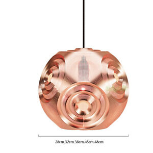 New Modern Curve ball Stainless steel LED Pendant lamp Chandelier Ceiling lights