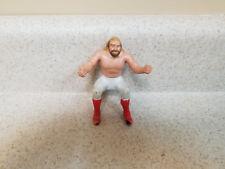 Vintage WWF Titansports Big John Studd Thumb Wrestler, nice shape!