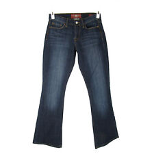 LUCKY BRAND Jeans Size 2 Sofia Ankle Flare Mid Rise Stretch Denim 2/26