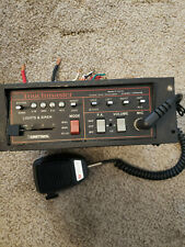 Federal Signal Touchmaster Unitrol Lightbar controller With Pa Mic / faceplate