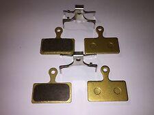 Shimano BR M615 M666 M675 M785 M985 Sintered Brake Pads - 2 pairs