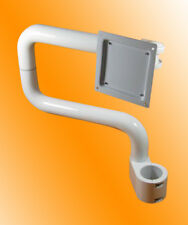 InUS Dental LCD Monitor Post Mounted Intraoral Camera Mount Metal Arm Type Ⅲ fly
