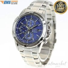 SEIKO SSC141P1 solar chronograph men's watch Reimportation F/S from JAPAN EMS