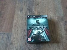 REDUCED PS3 DISHONORED SPECIAL EDITION PS3