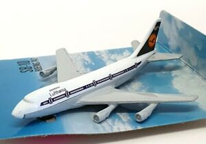 Matchbox Skybusters Appx 9cm Long SB-10 - Boeing 747 - Lufthansa