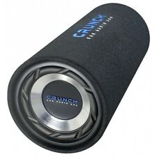 Crunch GTS200 Rolle Tube-Subwoofer GTS-200 Tube Subwoofer 200 Watt RMS 20 cm