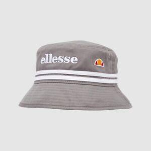 Ellesse Lorenzo Bucket Hat Grey **RRP £22**