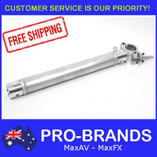 450mm Aluminium Drop Bar 50mm Tube Pole Clamp Trussing Lighting Stand Truss