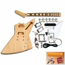 Guitar Kit - Explorer, Mahogany