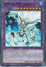 YU-GI-OH CARD: ELEMENTAL HERO ABSOLUTE ZERO - OP05-EN023