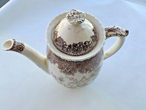 Vintage Mason's Ascot Coffee Pot