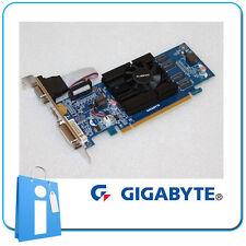 Tarjeta Grafica nVidia GIGABYTE GT210 1GB DDR3 vga GV-N210D3-1GI Activa