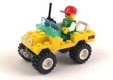 Lego 6514 Town City Trail Ranger Racer complet de 1994 + Notice  -CN32