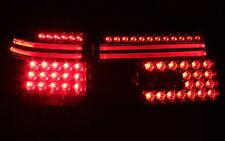 LED BAR RÜCKLEUCHTEN HECKLEUCHTEN SET BMW 5er E39 TOURING SCHWARZ SMOKE LIGHTBAR