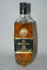 WHISKY THE ANTIQUARY 12 YEARS OLD FINEST BLENDED SCOTCH WHISKY AÑOS 60/70 75cl.
