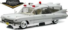 1959 Cadillac Ambulance WHITE  1:18  18004
