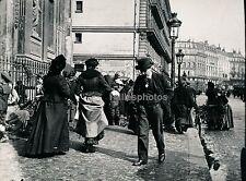 PARIS 1900 - Les Rameaux Marchands de Buis - DIV1637