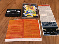 Bubble Bobble First Edition Taito Sinclair ZX Spectrum - The Hit Squad - Tested