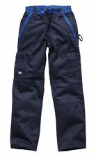 Dickies hombre pantalones de Trabajo Pantalón Cargo cintura talla especial 24-29