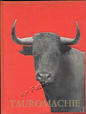 ENRIQUE LLOVET - JUAN GYENES, TAUROMACHIE BIOGRAPHIE D'UNE COURSE 1964