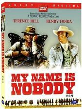 My Name Is Nobody (1974) DVD - Terence Hill (New & Sealed)
