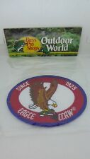 ECUSSON PATCH TISSUS BASS PRO SHOPS SINCE 1925 EAGLE CCAW OUTDOOR WORLD TOP