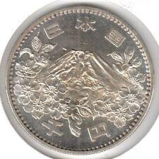 1964 Japan 1,000 Yen, Olympics, AU or UNC?, .925 Silver, Nice Condition!!