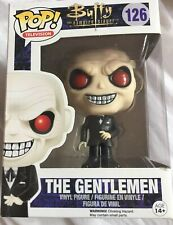 Funko Pop The Gentleman Buffy Vampire Slayer 126 Rare Vaulted