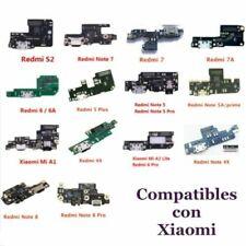 Recambios puertos de carga para teléfonos móviles Xiaomi