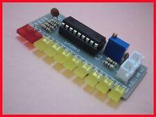 Kit fai da te scatola di montaggio elettronica - VU METER digitale a led