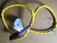 RUSS ANDREWS YELLO Mains cable 1 metre length