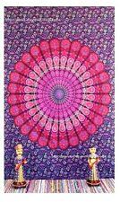 Indian Wall Tapestry Hanging Mandala Twin Hippie Bedspread Bohemian Throw Mat