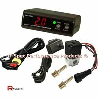 NEW Pro I-EBC Compact Electronic Boost Controller Kit - Any Turbo Charged Car