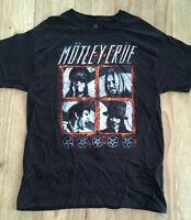 Motley Crue L T Shirt 2012 F U UP Tour Concert Heavy Metal Rock Band