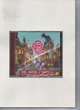 Noël Magique a Ponyville de My Little Pony  CD neuf