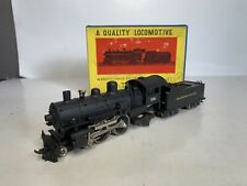 GHC General Hobbies Corp Ho Scale Model Trains Brass Metal Steam Locomotive #128