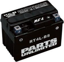 Parts Unlimited AGM Maintenance Free Battery 12V fits Honda/Yamaha(Fits: Honda Gyro S)