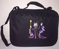 TRADING BOOK FOR DISNEY PINS Daisy Duck dressed As Maleficent   LRG/MED PIN BAG
