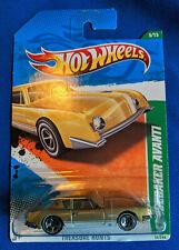 2010-2011 Treasure Hunts 5/15 Hot Wheels Studebaker Avanti NIP 55/244