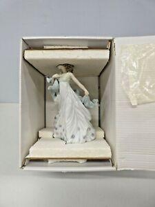 "Lladro 6193 ""Summer Serenade"" 1995 Figurine in Original Box 12"" tall Immaculate"