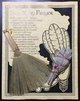"""Smudging Set: Smudging Parchment, Fanning Besom, and 2"""" California Sage Wand!"""