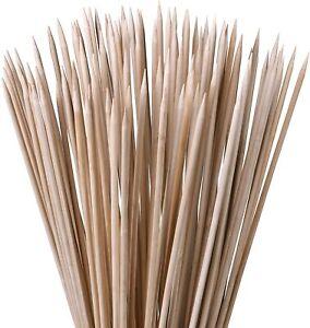 100 Planzstäbe 90 cm Bambus Rankhilfe Pflanzen Tomaten Bambusstäbe Rankstäbe