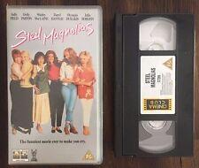 STEEL MAGNOLIAS PAL VHS (1989, PAL CC 7269) P109