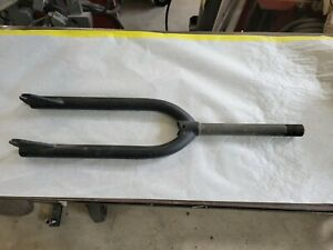 Bicycle MOUNTAIN bike BMX FORKS 1 1/8 STEM threaded
