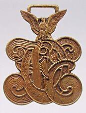 1913 Foe Eagles New England Field Day Boston Mass. watch fob medal +
