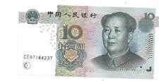 10 Yuan China   UNC  (G9 / 1)