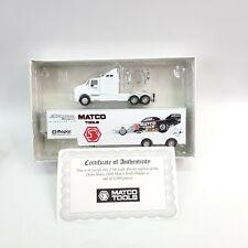 Vintage 1998 Revell 1:64 Diecast Dean Skuza Matco Tools Racing Semi-NIB